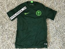 NIKE NIGERIA WORLD CUP 2018 AWAY JERSEY SHIRT S SUPER EAGLES SMALL - AUTHENTIC