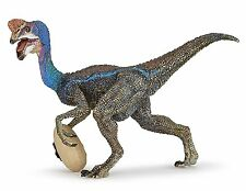 BLUE OVIRAPTOR DINOSAUR WITH EGG BY PAPO!! REF 55059 - BRAND NEW WITH TAGS!