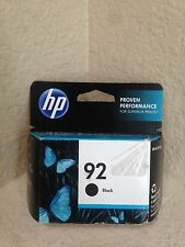 Genuine HP 92 Black C9362W Ink Cartridge NIP, **Expiration Is 8/15