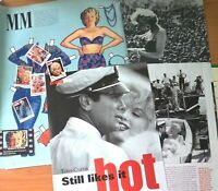 Marilyn Monroe - Magazine Clippings Pack