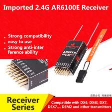 AR6100e 6 Channel Receiver For SPEKTRUM DSM2 2.4ghz Helicopter Receiver DX/DSX