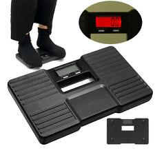 Portable 330LB/150KG Electronic Digital Scale Bathroom Body Health Fat   US1