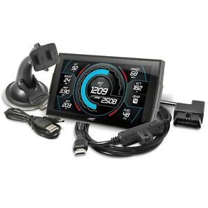 Edge CTS3 Insight 84130-3 Touch Screen Gauge for 99-20 Dodge Ram Cummins Diesel