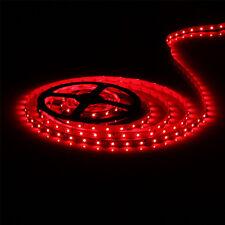 5M SMD 3528 300Leds Non-Waterproof Red Light Strip 12V