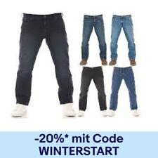 Wrangler Herren Jeans Texas Stretch - Regular Fit - Blau - Schwarz - Grau