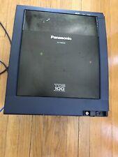 Panasonic KX-TDE100 WITH MULTIPLE CARDS AND POWER SUPPLY IP PBX Used.