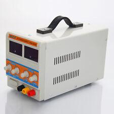 30V 5A Precision Digital Variable Adjustable DC Power Supply Regulated Lab Grade