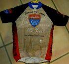 Leinenkugel's Brewing Beer Zip Front Bike Cycling Shirt All Sizes