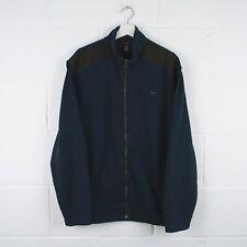 Vintage CALVIN KLEIN Navy Blue Sports Jacket Size Mens XL XLarge /R21055
