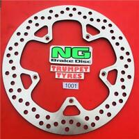PIAGGIO 500 X9 4T 01 02 NG FRONT BRAKE DISC GENUINE OE QUALITY UPGRADE 1001