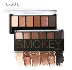 Focallure FA-06 Eye Shadow Palette (02)