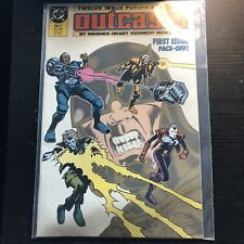 OUTCASTS DC Comic Book Issues 1-5 #1 #2 #3 #4 #5 1987