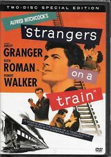 Strangers on a Train (2-Disc Dvd Set) - New & Sealed Hitchock Classic!