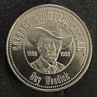 1981 Canadian Calgary Stampede Dollar Alberta   $1 token dollar medal  (544)