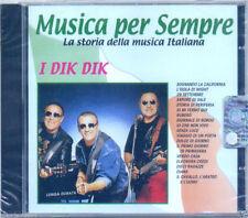 Dik Dik I Successi (2000) CD NUOVO Sognando la California L'isola di Wight Diana