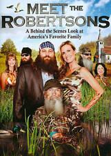 Meet the Robertsons (DVD, 2014)