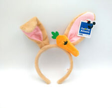 Disney Park Brown Rabbit Ears Gifts Party Carrot Cos Easter Festival Headband