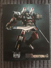 Generation Toy Transformers Gt-10 Gorilla Optimus Prime Action Figure Used