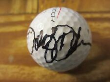 Dorothy Delasin Golfer Autographed Signed Beta Ti Tech Golf Ball LPGA Tour