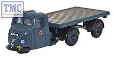 NRAB011 Oxford Diecast 1:148 Scale N Gauge Scammell Scarab Flatbed Trailer RAF