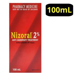 Nizorall 2% Anti-Dandruff Treatment 100mL Shampoo Seborrhoeic Dermatitis