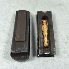 Casket Coffin Voodoo Haunted Doll Kuman Thong Spirit Thai Amulet skeleton old