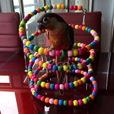 Parrot Toy Bouncing Cage Bird Spiral Ladder Parakeet Toys Toys Bouncings