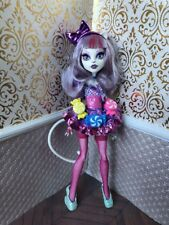 OOAK Catrine de Mew as Katie Perry Katty Purry Monster High Doll Lot