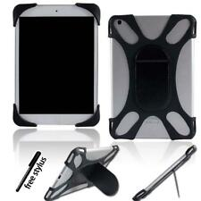 Shockproof Silicone Bumper Stand Cover Case For Various Models Tablet + Pen