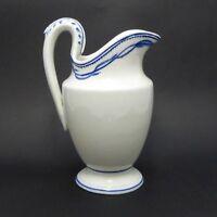 Porcelaine de Tournai Pot a lait XIXe Siecle Doornik porselein Arras