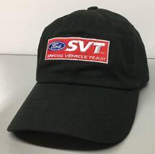 d9a11e3e81325 RARE BRAND NEW LICENSED FORD LIGHTNING COBRA RAPTOR FOCUS GT40 SVT BLACK  HAT CAP