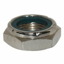 NIB Johnson Evinrude 40-50-55-60-65 HP Jam Nut Stainless 7/8 x 14 329267 335554
