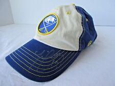 Vintage Buffalo Sabres NHL New Era Autographed Tim Connolly #19 Hat Cap