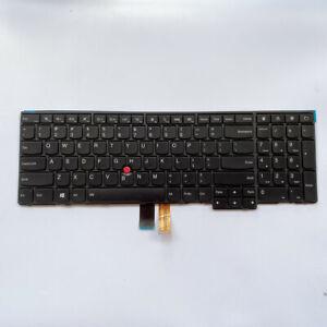 ThinkPad T540P W540 W541 T550 P50S L540 E531 E540 US Keyboard Backlit 04Y2465