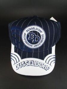 Baseball Cap Düsseldorf Blue High Quality, Souvenir Germany
