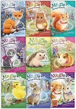 Magic Animal Friends Collection Daisy Meadows 9 Books Set Poppy, Lucy, Molly PB