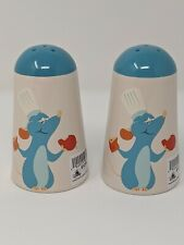 Remy 2020 Food And Wine Festival Salt And Pepper Shakers Disney New