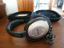 Bose QuietComfort 2 Overear Noice Cancelling Headphones - Silver