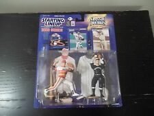 1998 Slu Starting Lineup Classic Doubles Figure Set Nolan Ryan Walter Johnson