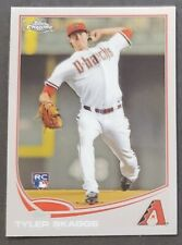 2013 Topps Chrome #88 Tyler Skaggs RC DIAMONDBACKS Rookie baseball card NM/MT