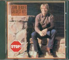 John Denver - Greatest Hits Volume Two Cd Perfetto