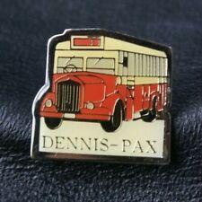 Motoring Truck Bus Pin Badge DENNIS PAX
