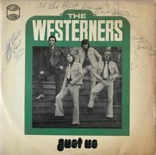 Los occidentales-sólo nosotros (LP) (firmado) (G + +/G + +)