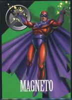 1996 Marvel Vision Trading Card #43 Magneto