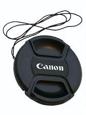 E-58 II 58mm Lens Front Cap for Canon 18-55mm f3.5-5.6 EF-S EOS IS ZOOM