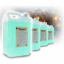 20 Litre Beamz Eco Smoke Machine Fluid Green Liquid Spooky Halloween Theme Party