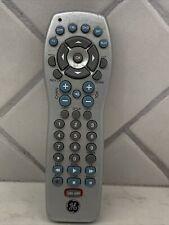 GE RC24922-C UNIVERSAL 6-DEVICE Remote Control FOR TV DVR CBL DVD SAT AUX