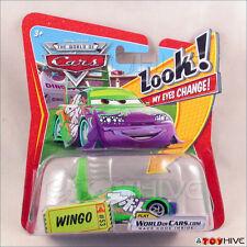 Disney Pixar Cars Wingo Look! My Eyes Change - World of Cars series #53