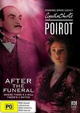 Agatha Christie - Poirot - After The Funeral (DVD, 2006)