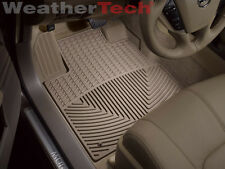 WeatherTech All-Weather Floor Mats for Nissan Murano Cabriolet - 2011-2014 - Tan
